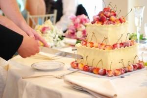 A certain wedding cake... mmm