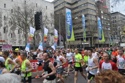 Marathoners!