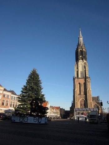 Delft's tree