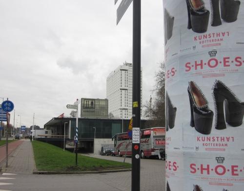 Kunsthal, Rotterdam